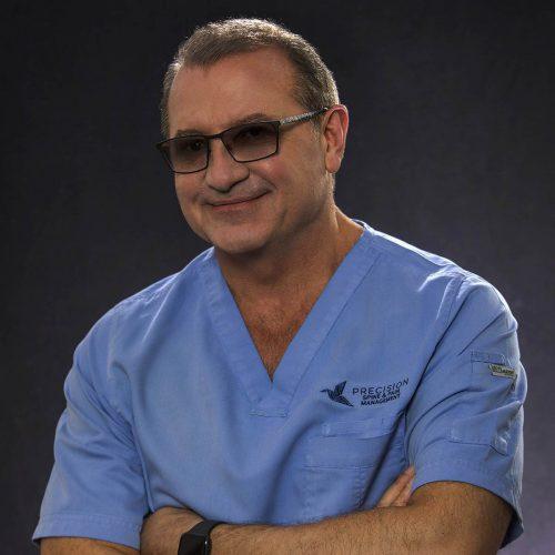 Dr. Yurii D. Borshch